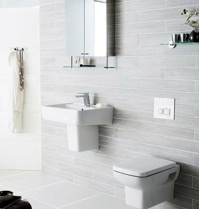 idea for small shower room