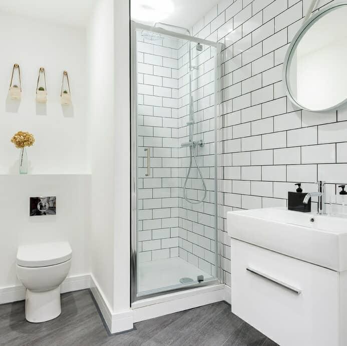 Small Shower Room Ideas Bigbathroom, Small Shower Bathroom Design
