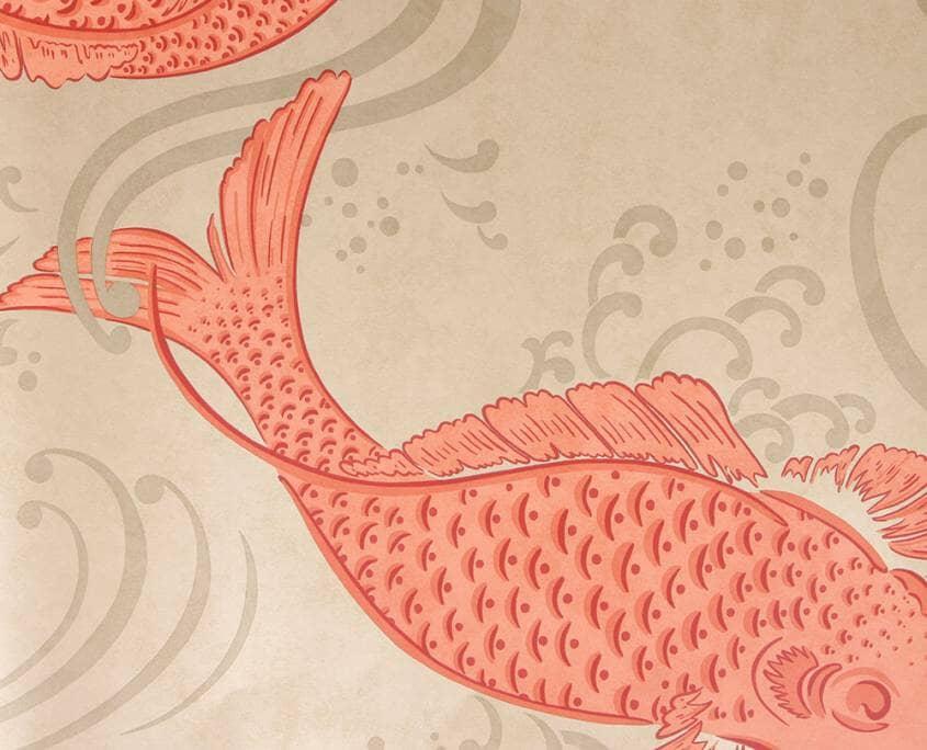 Osbrone and Little Derwent Wallpaper