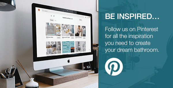 Pinterest - be inspired, follow us on pinterest