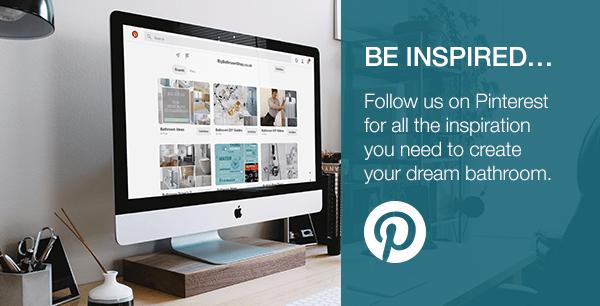 Pinterest - be inspired, follow us on pinterest