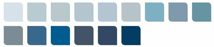 Dulux blue
