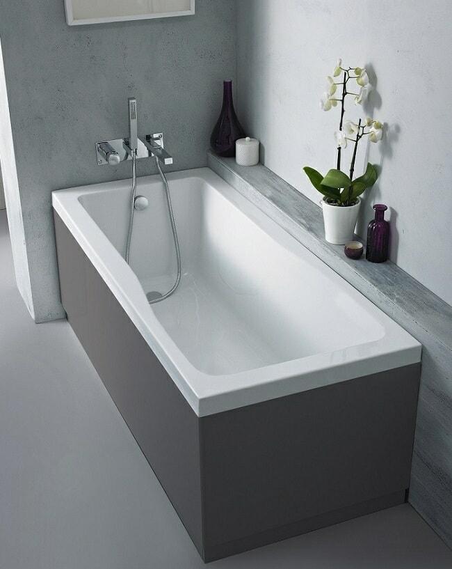 On Trend Grey Bathroom Ideas | BigBathroomShop