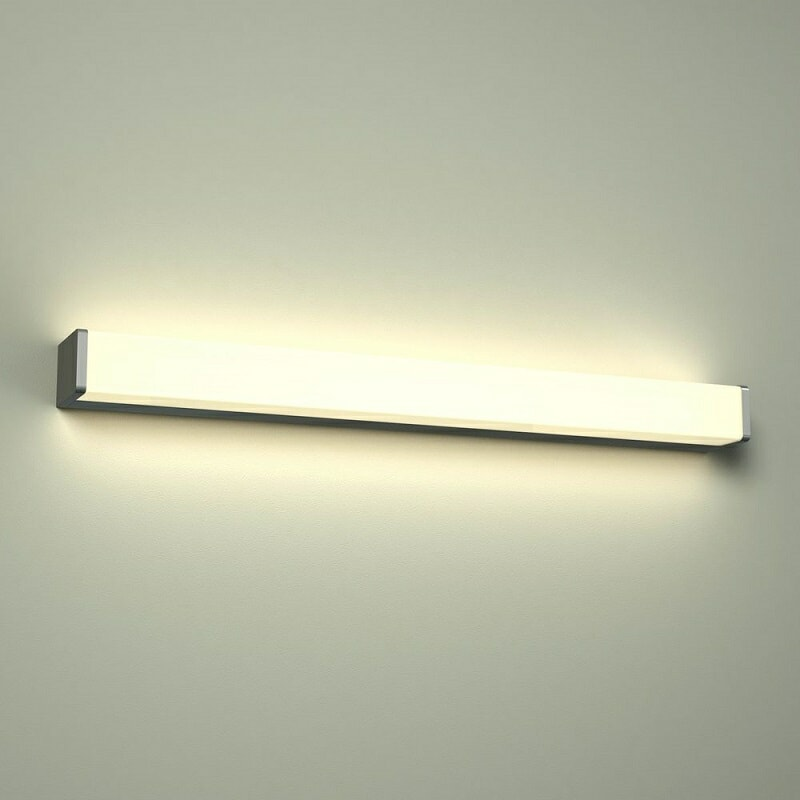 bathroom wall bar light