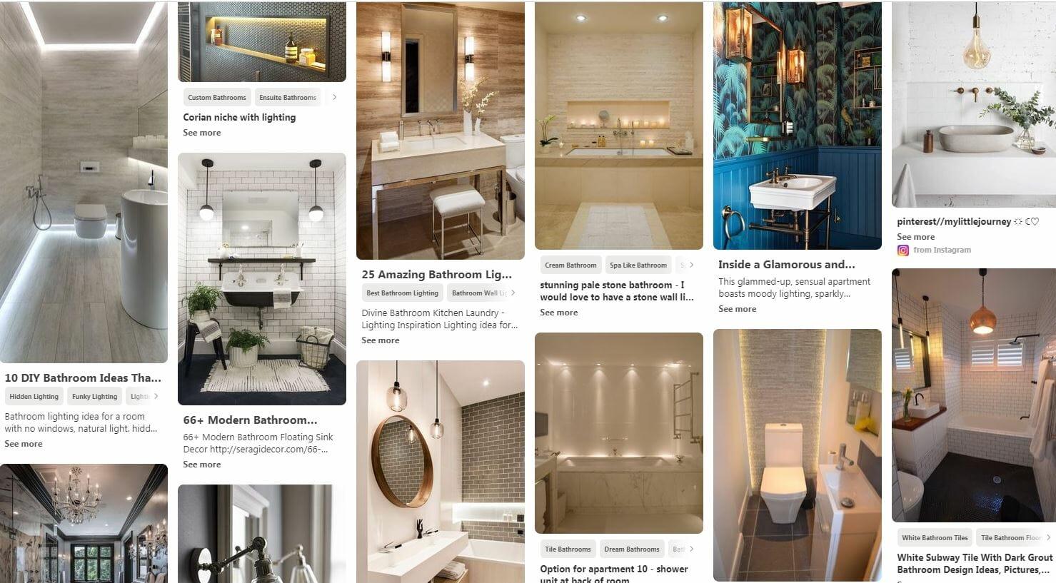 The Bathroom Lighting Buyer S Guide Bigbathroomshop