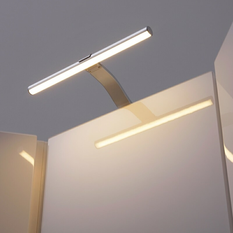 bathroom mirror light bar
