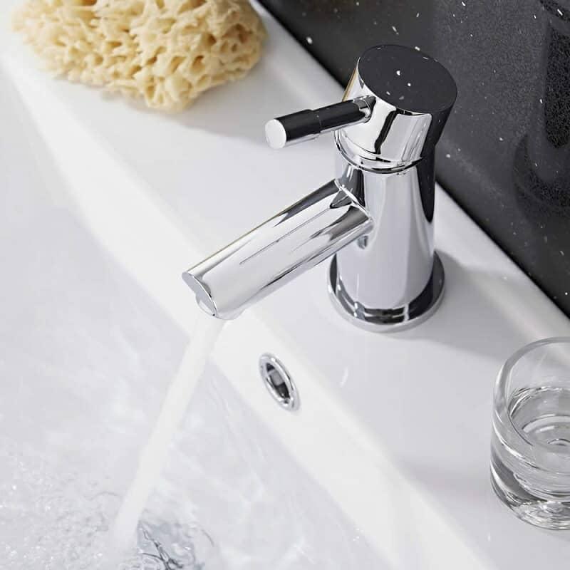 modern basin tap