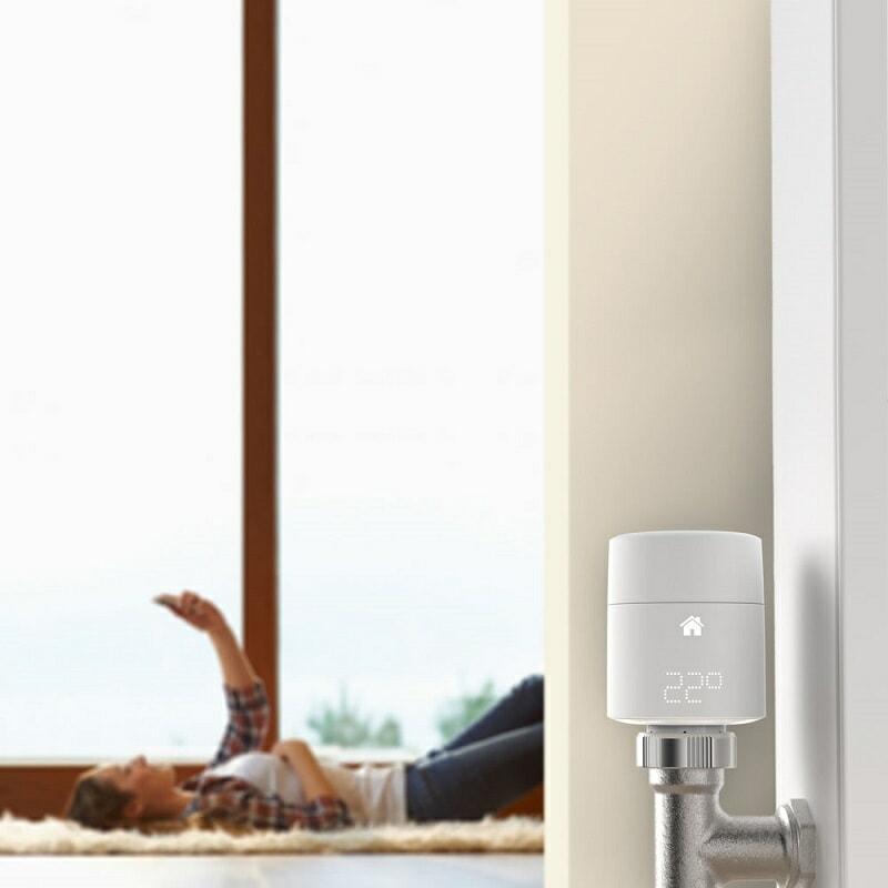 Smart radiator thermostat
