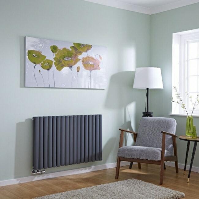 milano aruba flow designer radiator