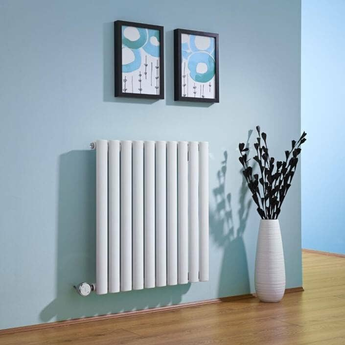 milano electric designer radiator