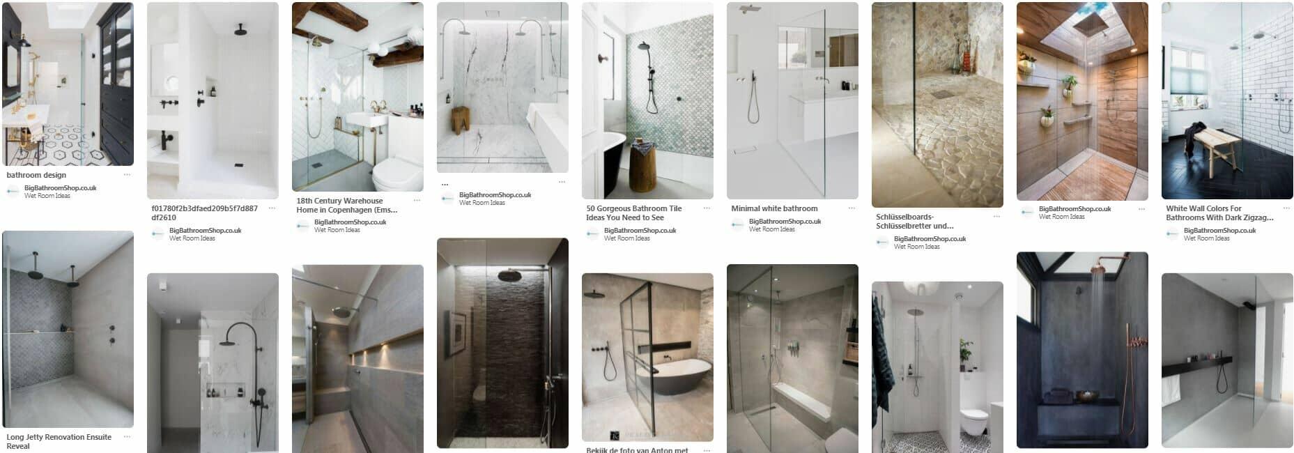 wet room ideas pinterest board