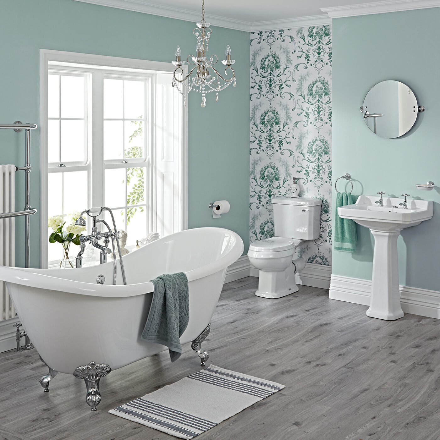 Bathroom Decor Ideas That Make A Statement Big Bathroom Shop