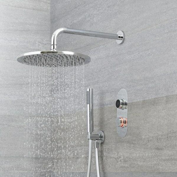 digital shower system