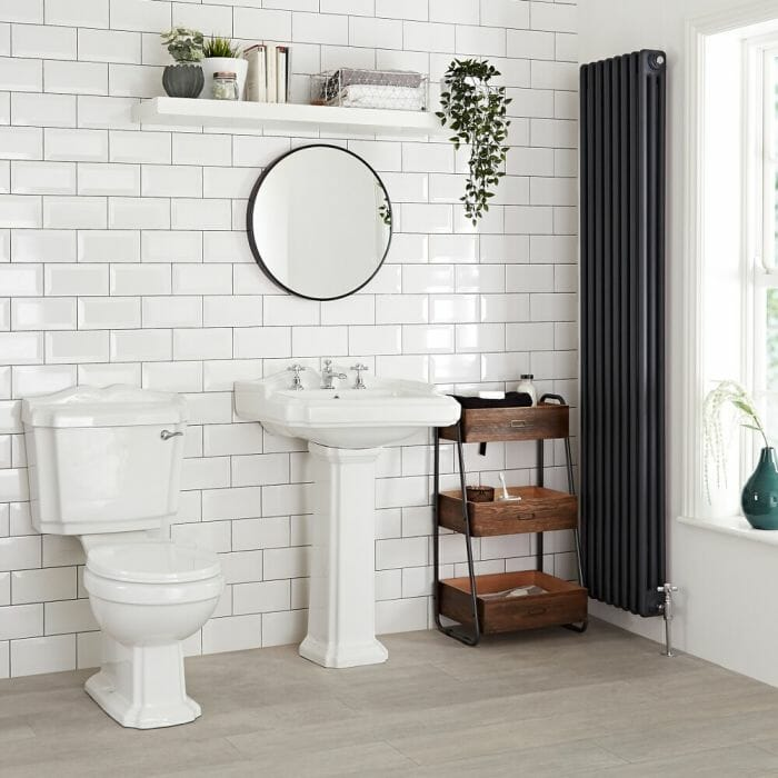 windsor bathroom suite