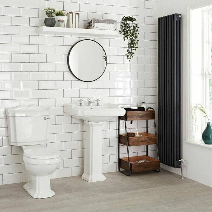 windsor bathroom suite