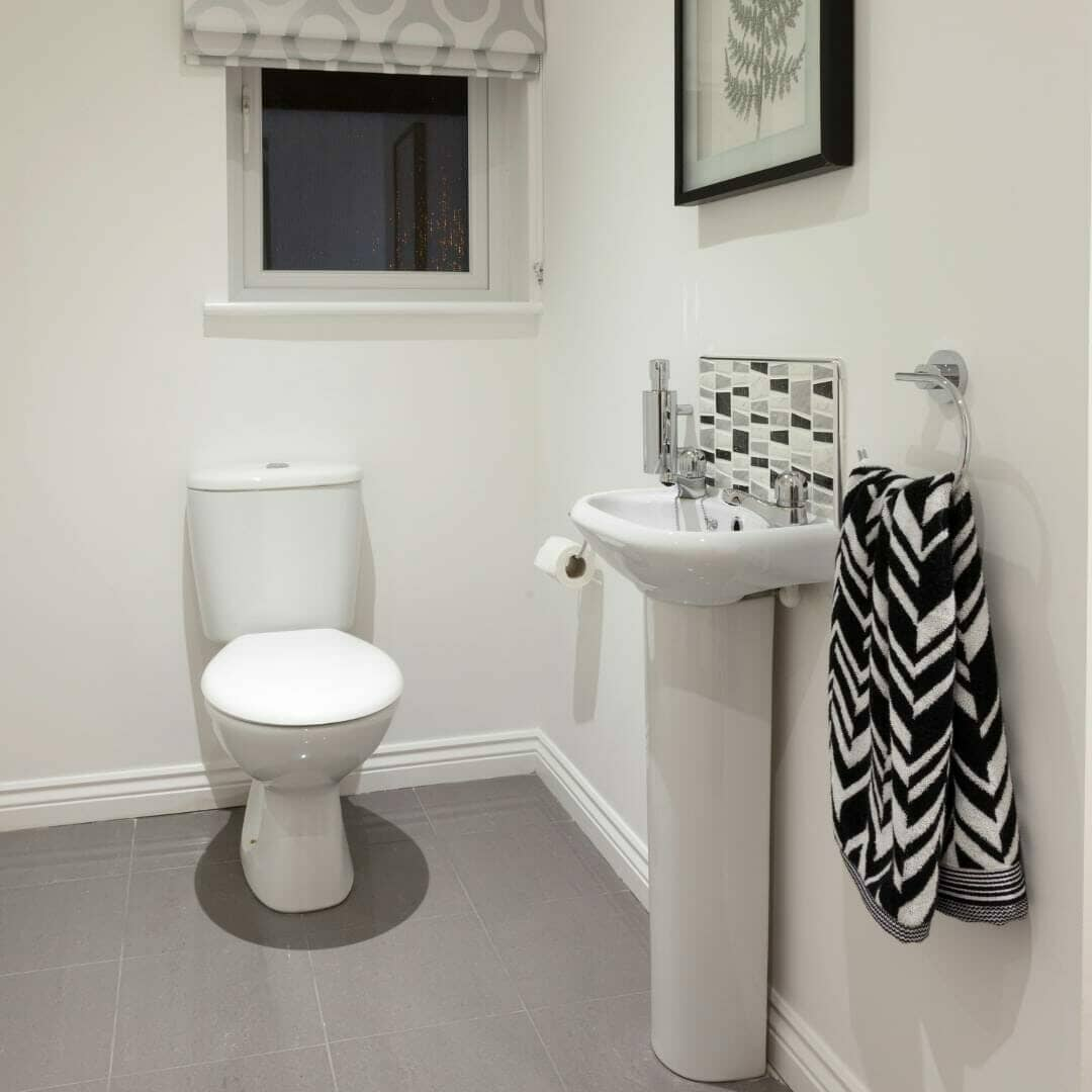 small bathroom ideas that will make the most of a tiny space