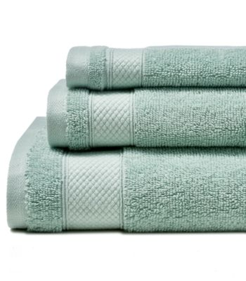 Tranquil dawn towels