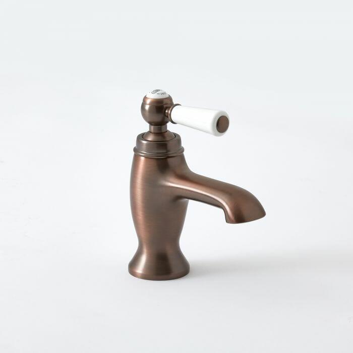 small bronze tap