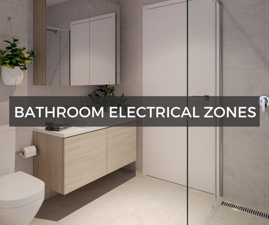 What are Bathroom Electrical Zones? | Big Bathroom Shop