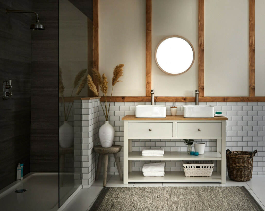 Henley bathroom furniture