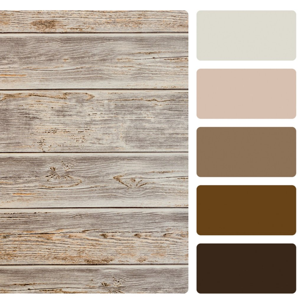 neutral colour swatches