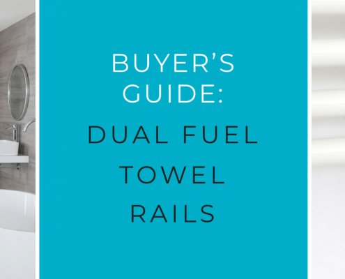 Duel Fuel Towel Rails at Big Bathroom Shop blog banner