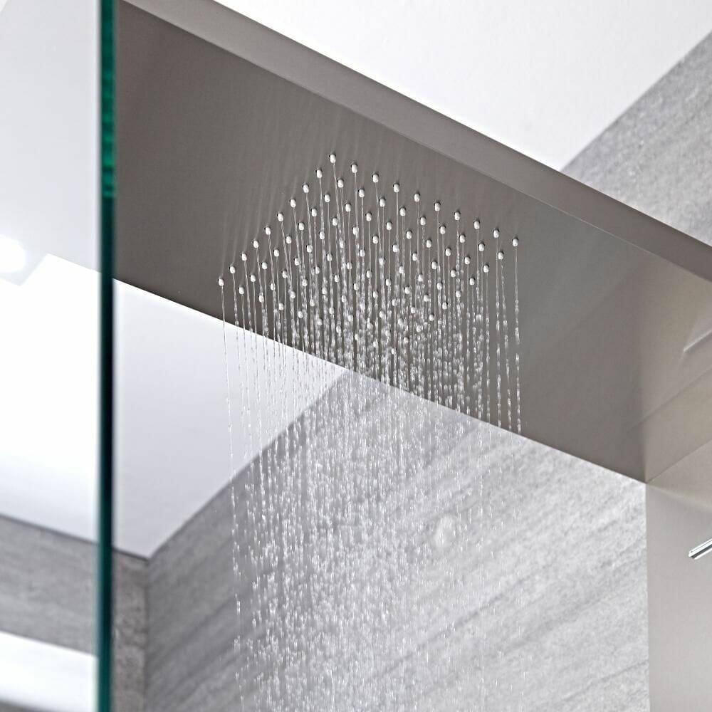 milano vaso shower tower
