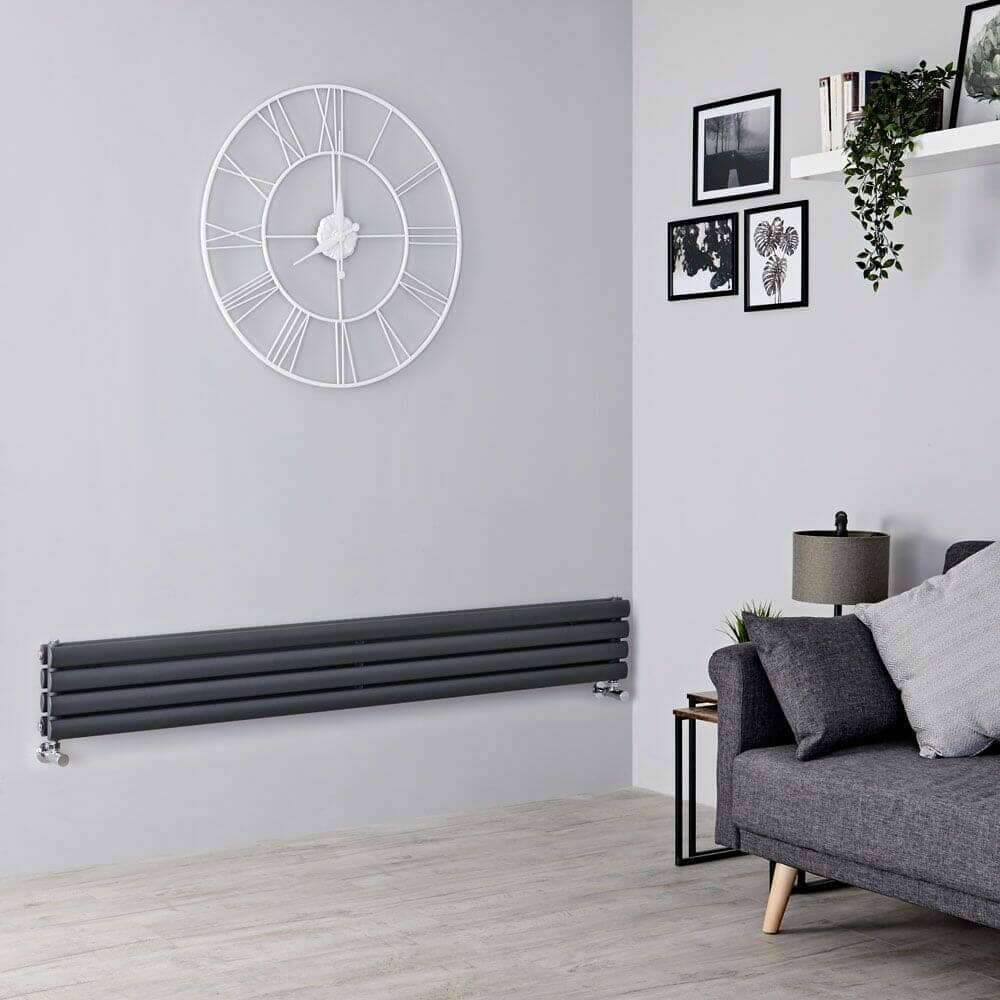 Milano Aruba slim horizontal radiator