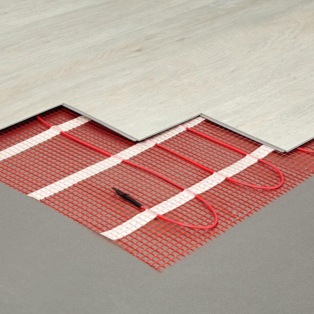 electric underfloor heating mat