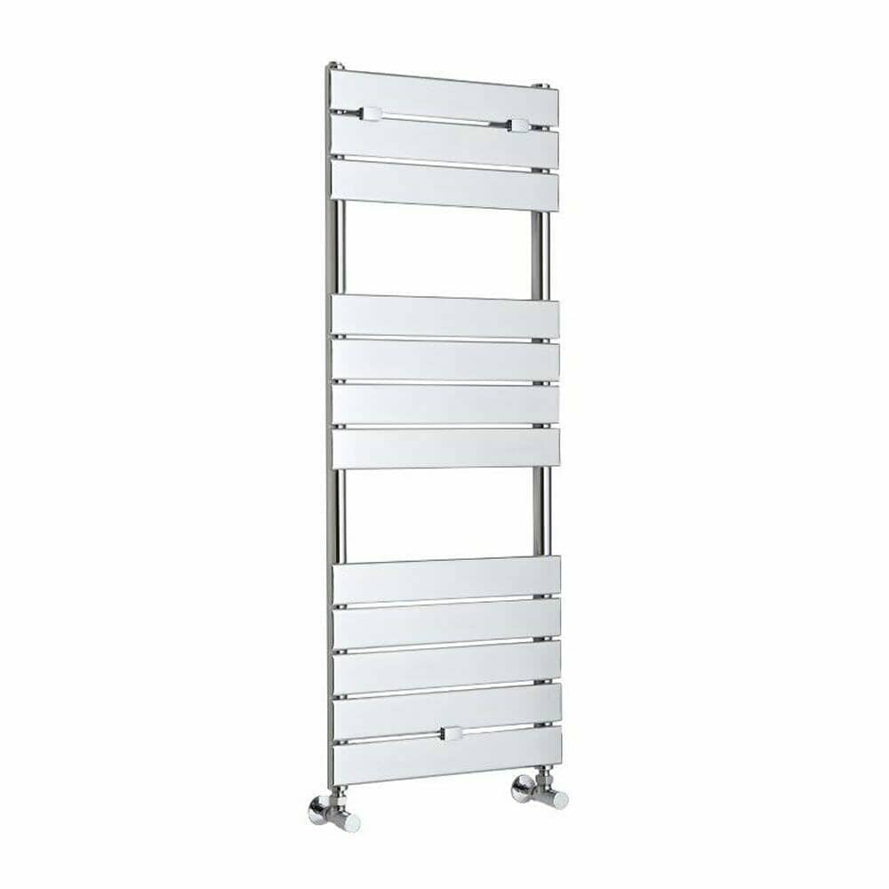 Milano Lustro chrome towel rail