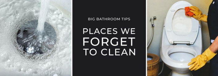 Places we forget to clean featured image