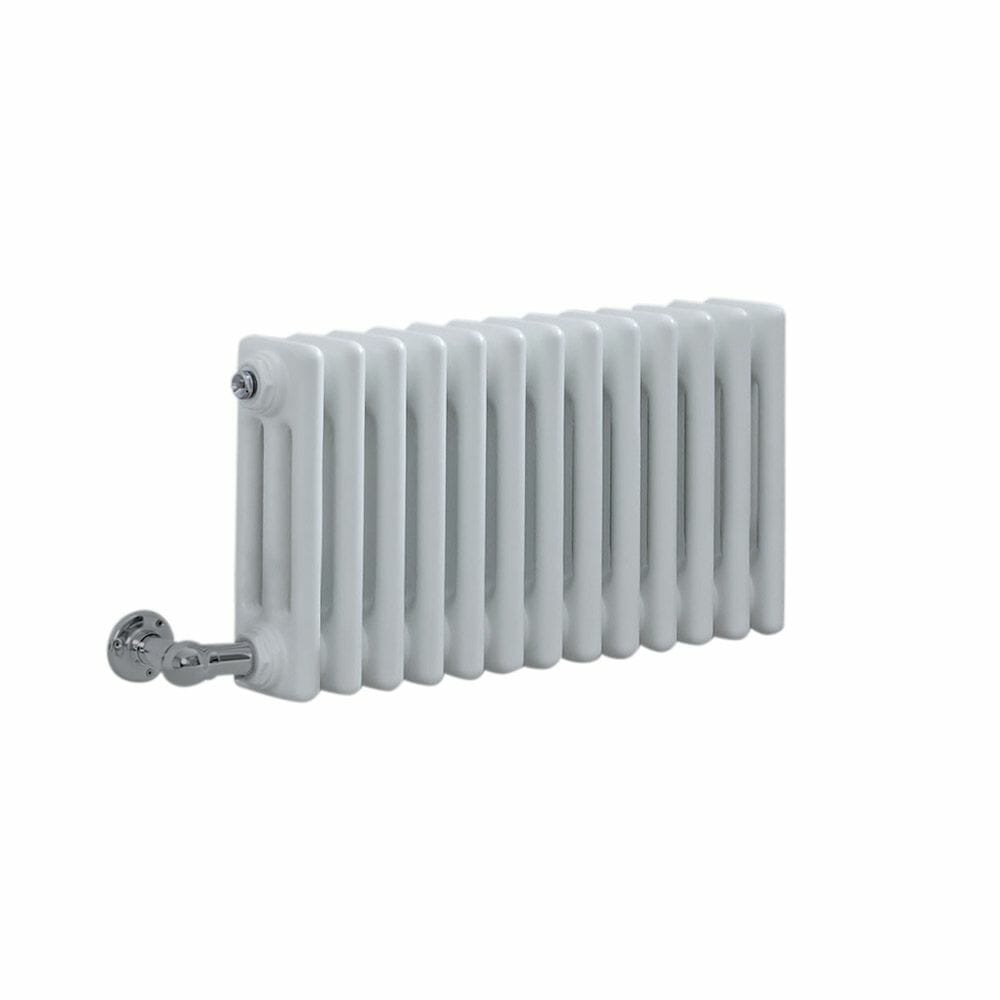 windsor traditional electric white radiator