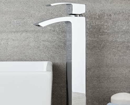 high rise mono tap