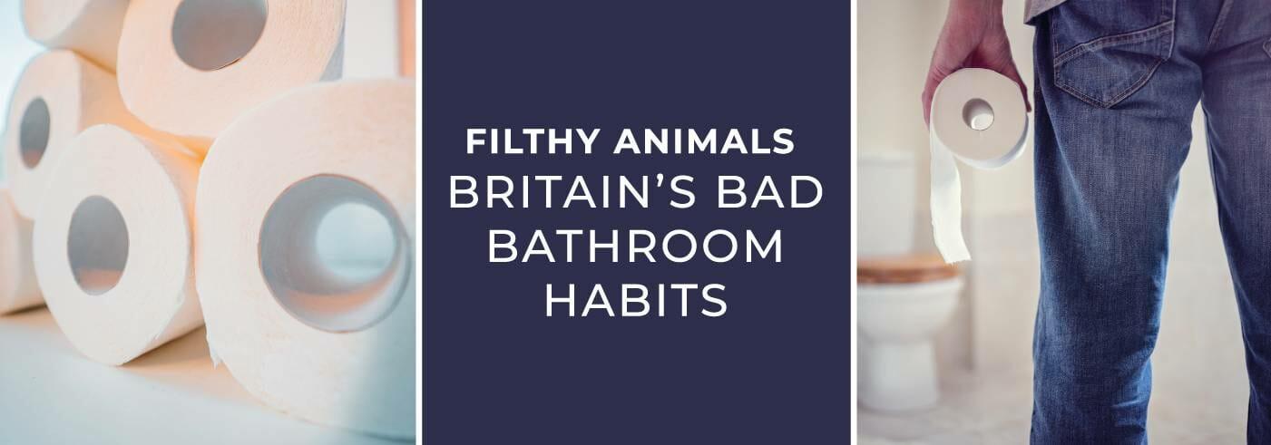 Bathroom habits blog banner featured image