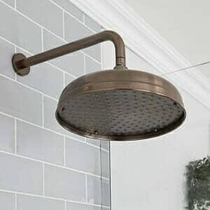 hotel bathroom showerhead