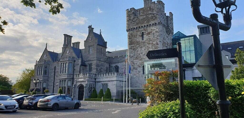 Clontarf Castle Hotel, Dublin exterior