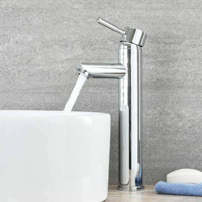 monobloc high rise tap
