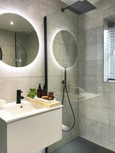 Our home interiors full wet room suite