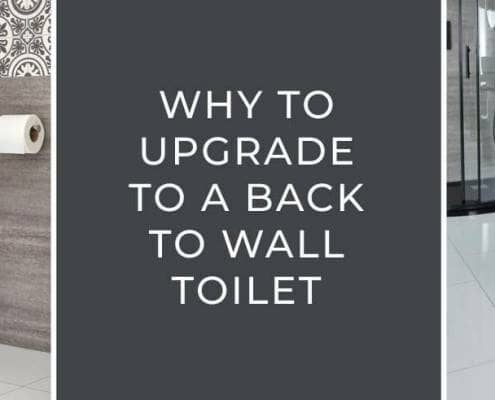 Back To Wall Toilet Upgrade blog banner