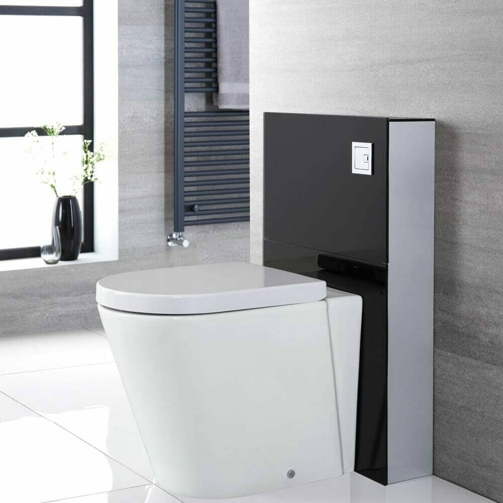Milano Arca back to wall complete WC unit