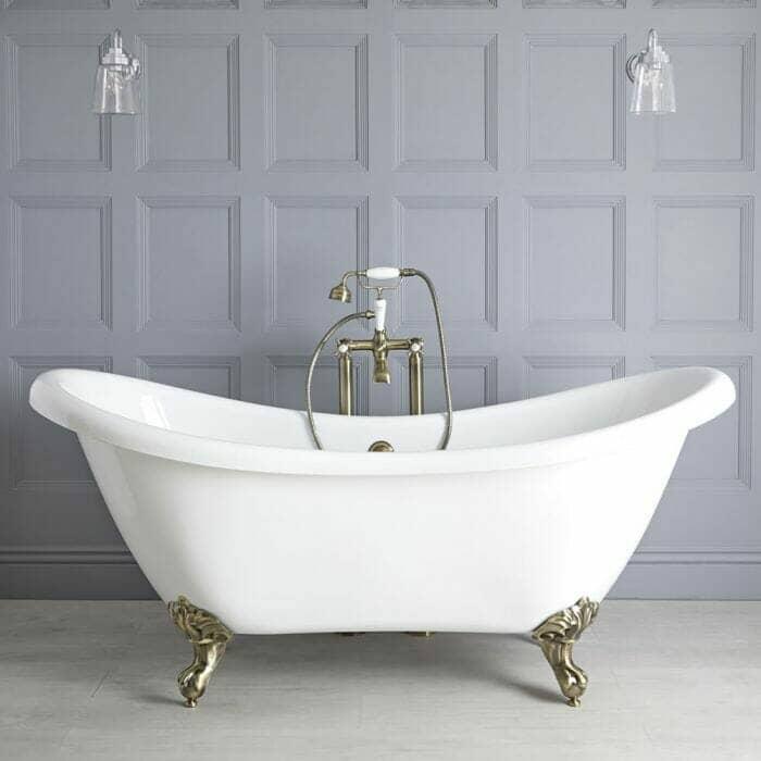 Milano Legend freestanding bath