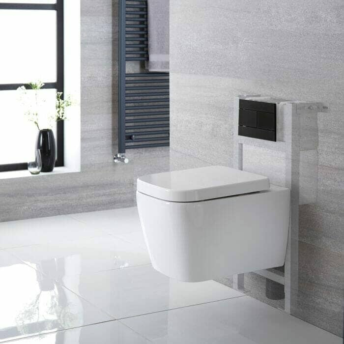 longton wall hung toilet design