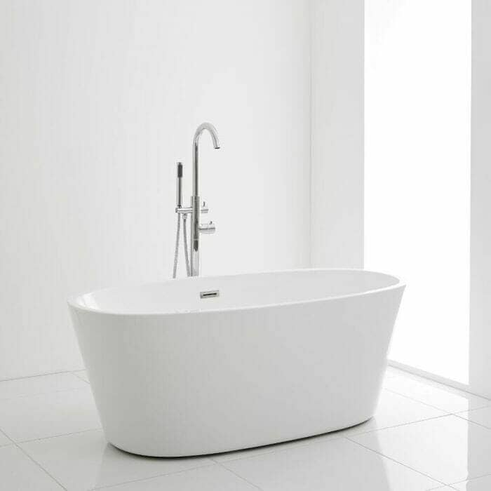 irwell freestanding bath