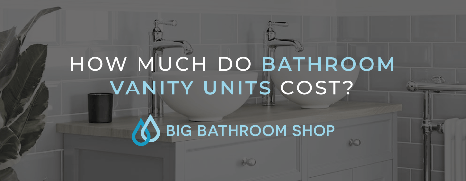 FAQ Header Image (How much do bathroom vanity units cost?)