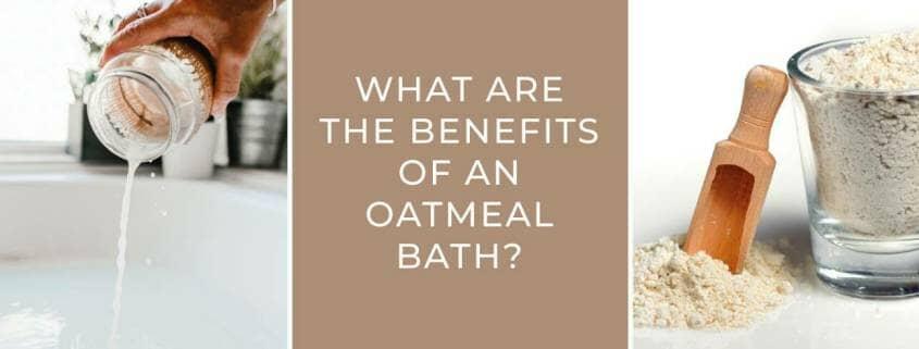oatmeal bath banner