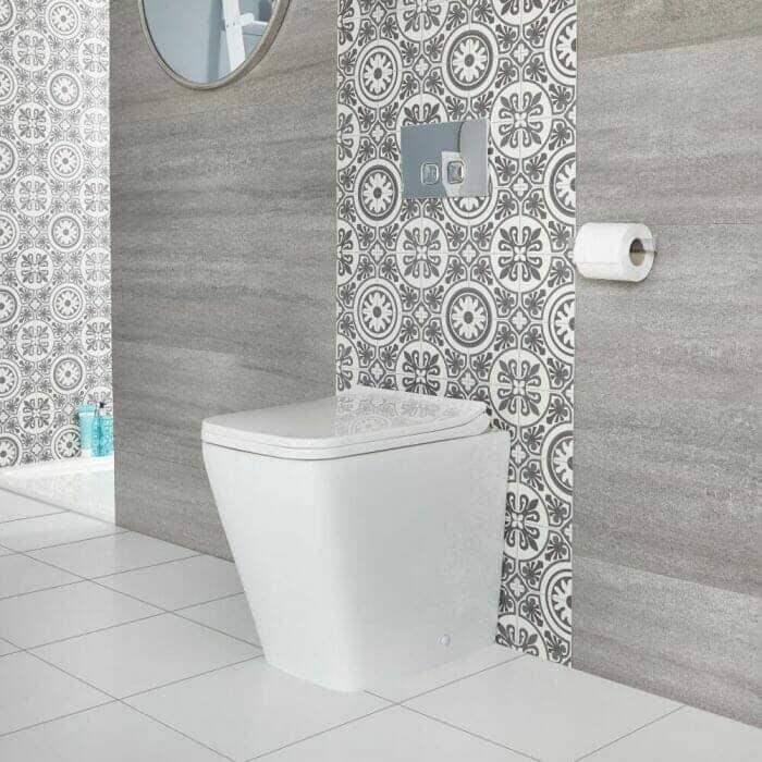 Elswick badkamer toilet