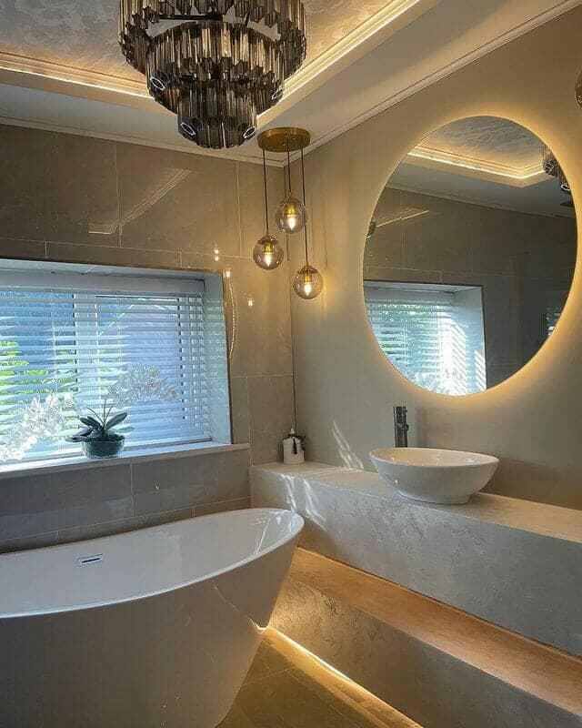 Chloe's Soft Lift Bathroom
