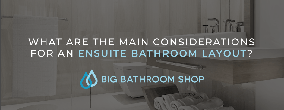 FAQ Header Image (What are the main considerations for an ensuite bathroom layout?)