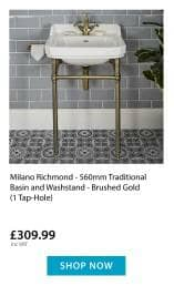 Milano Richmond washstand